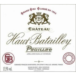 Chateau Haut Batailley