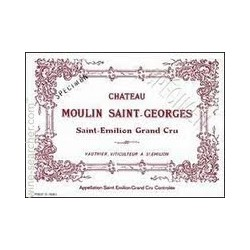 Chateau Moulin Saint-Georges